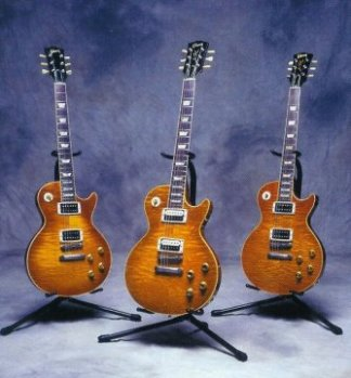 Las guitarras de Slash
